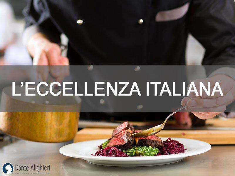 Un Maestro della cucina italiana per il nostro corso di cuoco