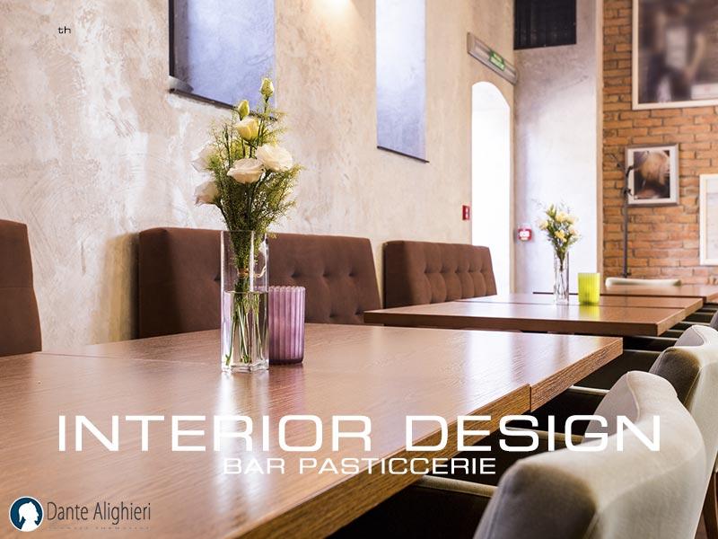 Consigli di interior design per arredare bar pasticcerie