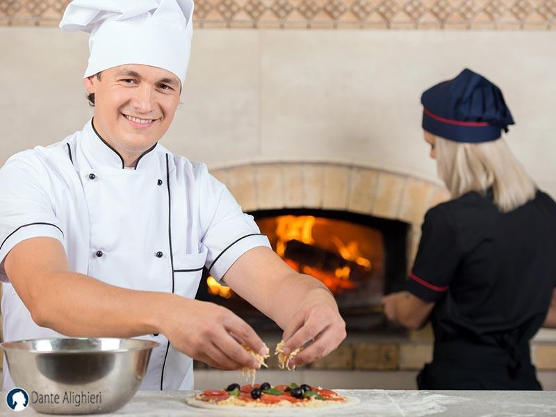 La professione del pizzaiolo all'estero