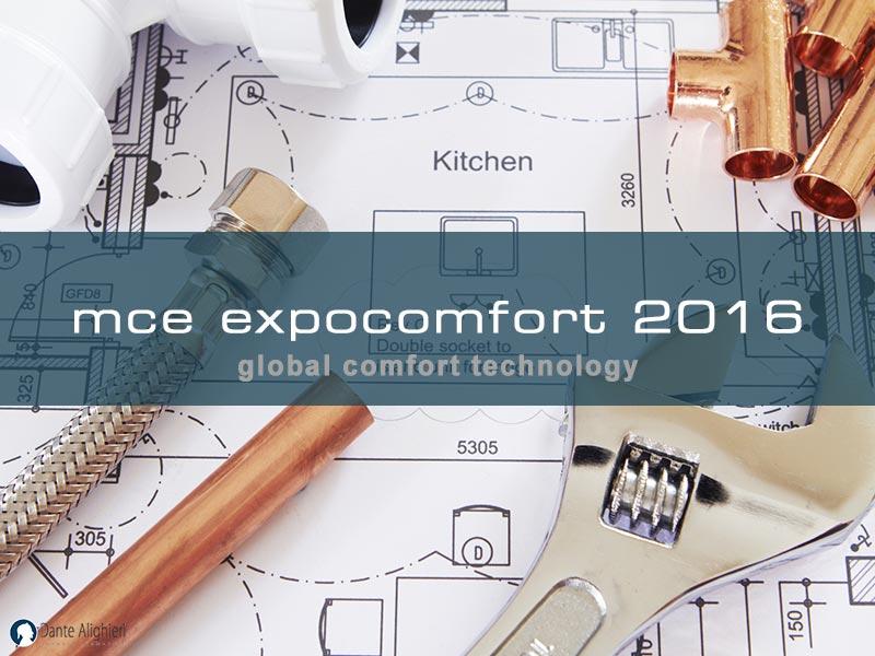 MCE 2016 – Mostra Convegno Expocomfort