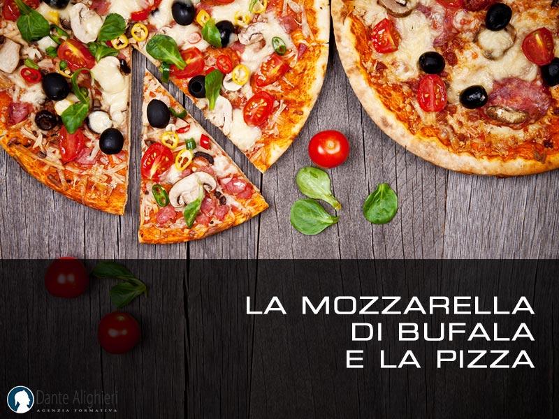 Come utilizzare la mozzarella di bufala sulla pizza