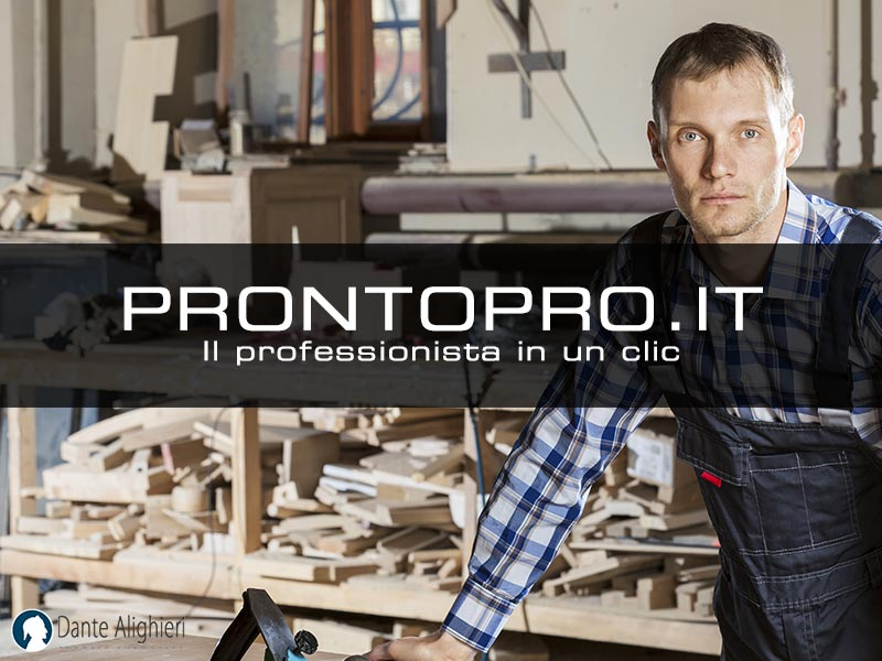 Prontopro.it, un nuovo strumento di business per i professionisti