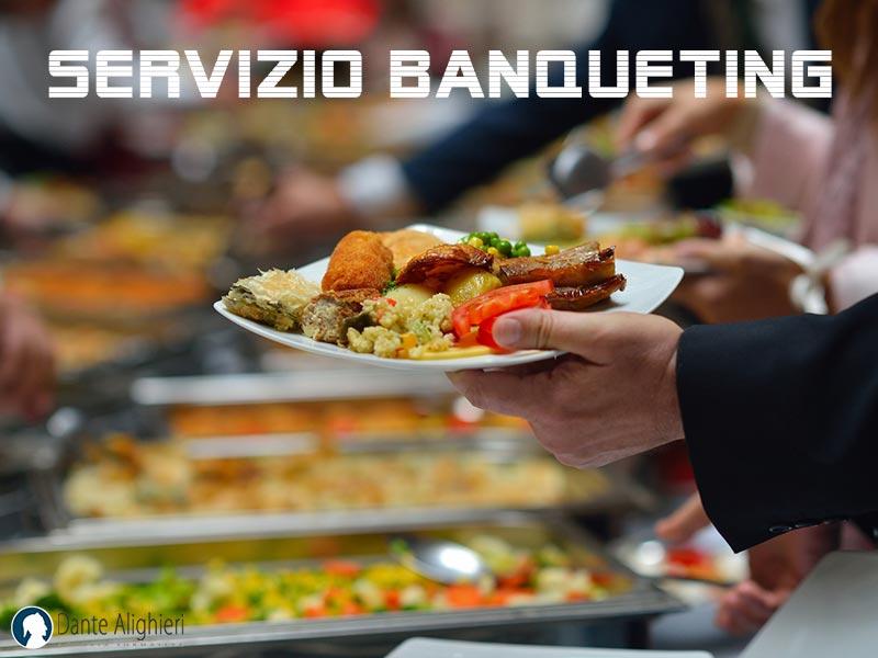Il servizio banqueting
