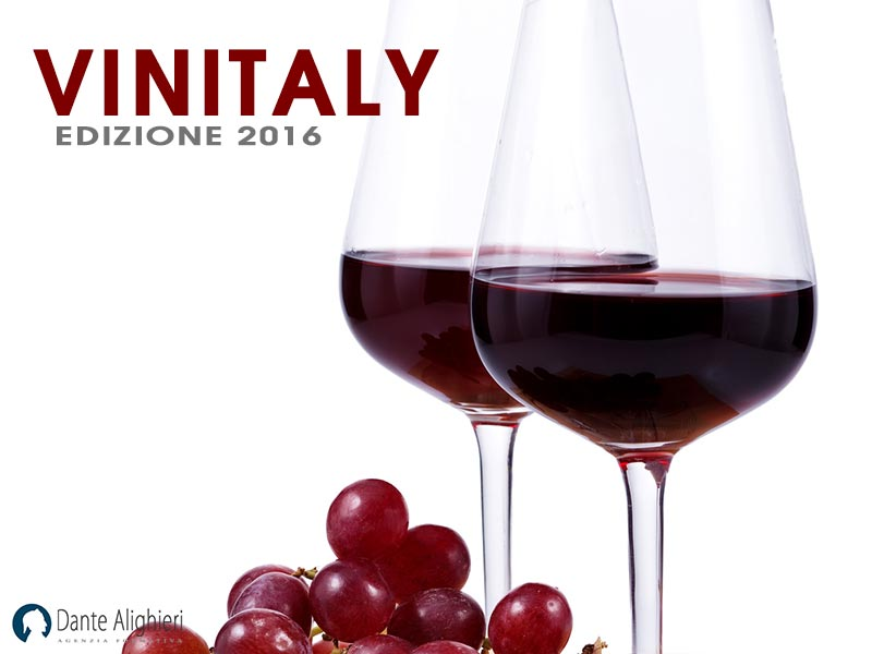 Vinitaly – Arriva l'edizione 2016