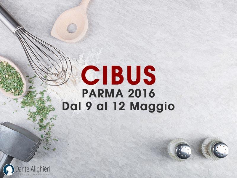 CIBUS Parma 2016