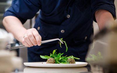 Nuova collaborazione con uno chef stellato