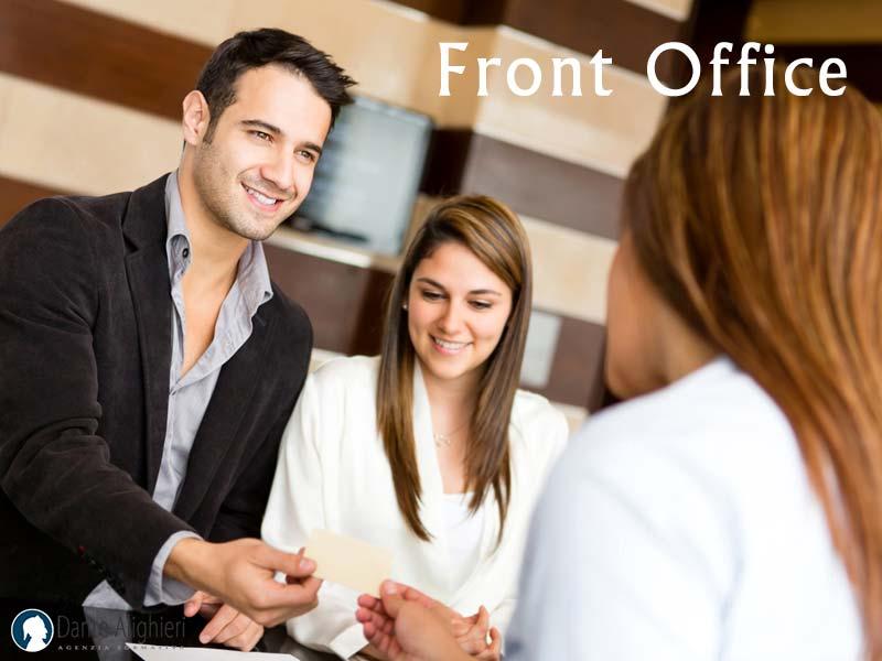 Guida per addetto alla reception: l'area front office