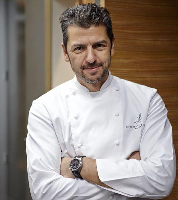 Due lezioni esclusive con lo Chef Andrea Berton