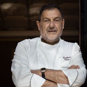 Chef Gianfranco Vissani