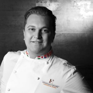 Chef Emmanuele Forcone