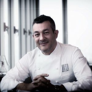 Chef Fabrizio Ferrari