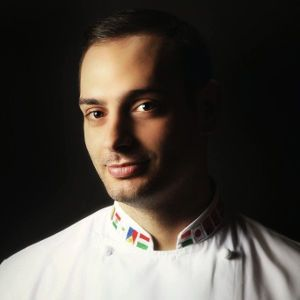 Chef Francesco Boccia
