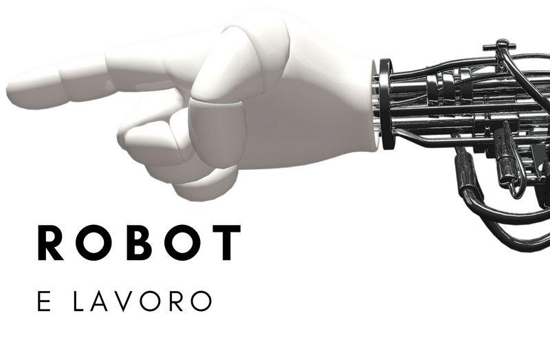 """Robot e lavoro: un futuro """"dietro le porte"""" della fantascienza"""