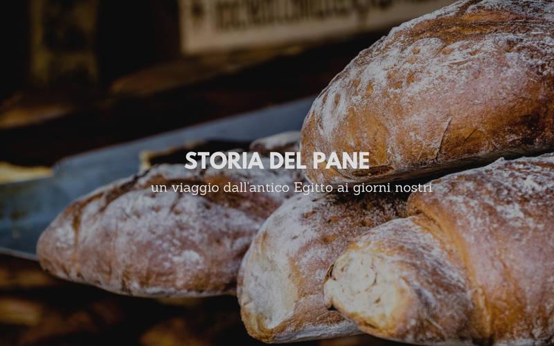 Storia del pane: un viaggio dall'antico Egitto ai giorni nostri