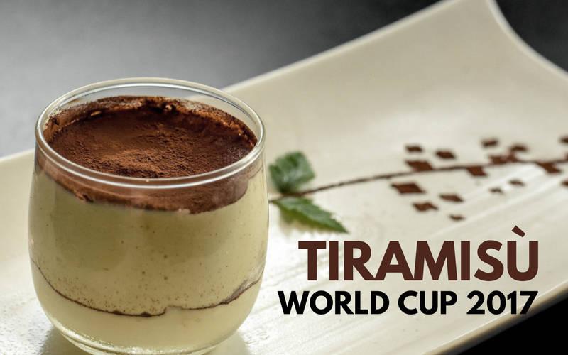 Tiramisù World Cup 2017 è alle porte!