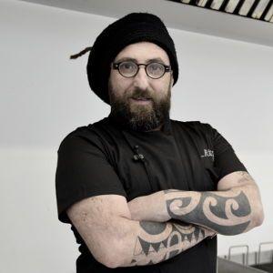 Chef Gionata Bignotti