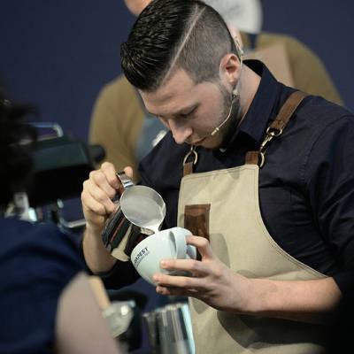 corso di caffetteria - Matteo Beluffi
