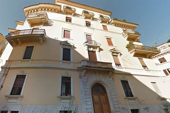 le sedi della scuola sono presenti in tutta italia