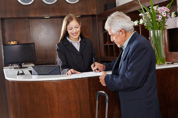corso di receptionist